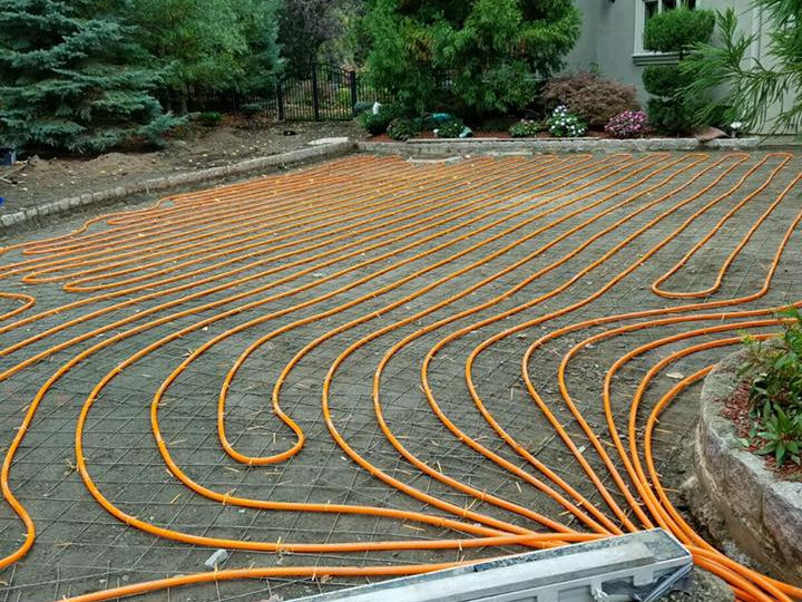 Drainage and heated driveway franklin lakes 3-720x540